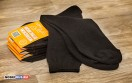 Летние черные мужские носки 39-40 размера