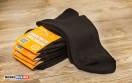 Летние черные мужские носки 41-43 размера