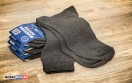 Серые мужские носки 44-46 размера