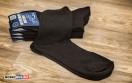 Черные мужские носки 39-40 размера