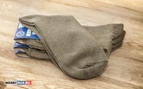 Хаки мужские носки 41-43 размера