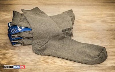 Хаки мужские носки 39-40 размера